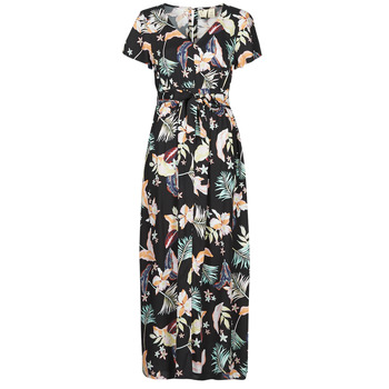 Oblečenie Ženy Dlhé šaty Roxy A NIGHT TO REMEMBER Čierna
