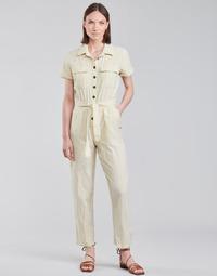 Oblečenie Ženy Módne overaly Roxy BEACH WONDERLAND Biela