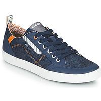 Topánky Chlapci Nízke tenisky Geox JR KILWI GARÇON Modrá