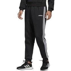 Oblečenie Muži Tepláky a vrchné oblečenie adidas Originals Essentials 3 Stripes Tapered Čierna