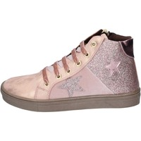Topánky Dievčatá Módne tenisky Asso Tenisky BK216 Ružová