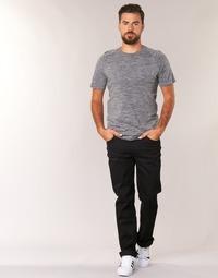 Oblečenie Muži Rovné džínsy Lee BROOKLYN STRAIGHT Čierna
