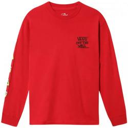 Oblečenie Deti Tričká s dlhým rukávom Vans x the simpso Viacfarebná