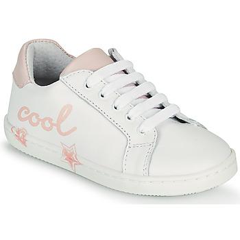 Topánky Dievčatá Nízke tenisky GBB EDONIA Biela