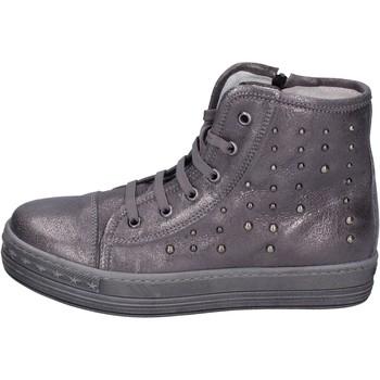 Topánky Dievčatá Členkové tenisky Eb sneakers pelle Grigio