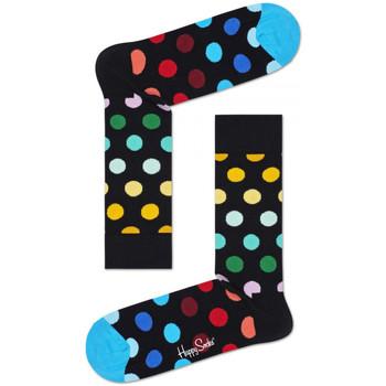 Doplnky Muži Ponožky Happy Socks Big dot sock Viacfarebná