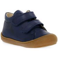 Topánky Chlapci Nízke tenisky Naturino 0C02 COCOON VL NAPPA NAVY Blu