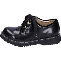 Topánky Dievčatá Derbie & Richelieu Enrico Coveri Klasický BK253 Čierna