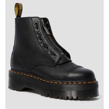 Topánky Ženy Polokozačky Dr Martens Sinclair Čierna