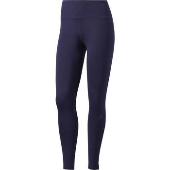 Oblečenie Ženy Nohavice adidas Originals Supernova Long Tights W Fialová