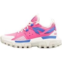 Topánky Ženy Nízke tenisky Caterpillar Raider Sport Biela,Modrá,Ružová