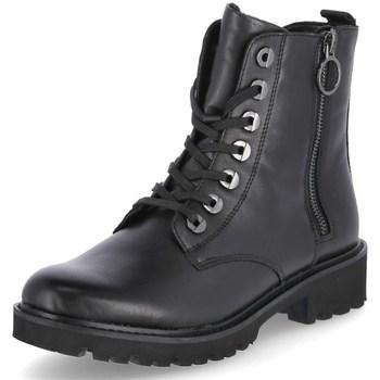 Topánky Ženy Polokozačky Remonte Dorndorf D867101 Čierna