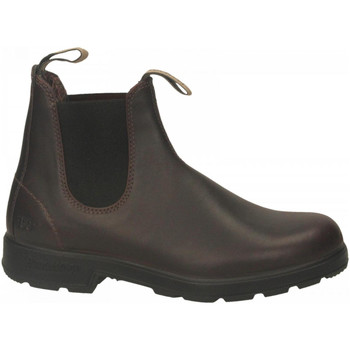Topánky Muži Polokozačky Blundstone 150 ANNIVERSARY BOOT auburn