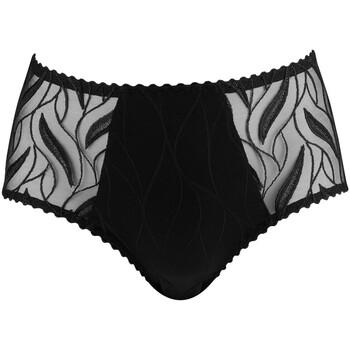 Spodná bielizeň Ženy Klasické nohavičky Louisa Bracq 477-50 NR0 Čierna