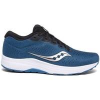 Topánky Muži Nízke tenisky Saucony Clarion 2 Modrá