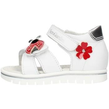 Topánky Dievčatá Čižmy do mesta NeroGiardini E021470F White