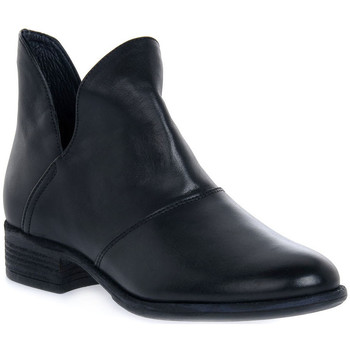 Topánky Ženy Polokozačky IgI&CO FENYVES NERO Nero