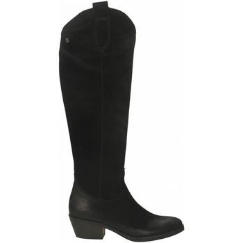 Topánky Ženy Čižmy do mesta Fabbrica Dei Colli PAPER nero
