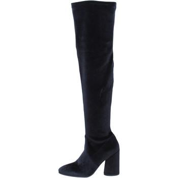 Topánky Ženy Čižmy Elvio Zanon Čižmy BK376 Čierna