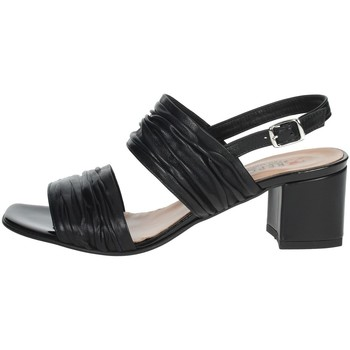 Topánky Ženy Sandále Repo 46503 Black