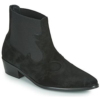 Topánky Ženy Polokozačky Fericelli NANTIAG Čierna