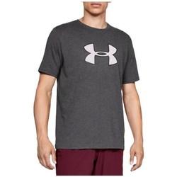 Oblečenie Muži Tričká s krátkym rukávom Under Armour Big Logo SS Tee Sivá