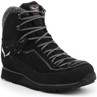 Topánky Muži Turistická obuv Salewa MS Mtn Trainer 2 Winter Čierna