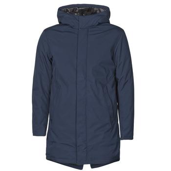 Oblečenie Muži Parky Jack & Jones JPRBLACLIMB Námornícka modrá