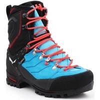 Topánky Ženy Turistická obuv Salewa WS Vultur EVO GTX 61335-8610 black, blue