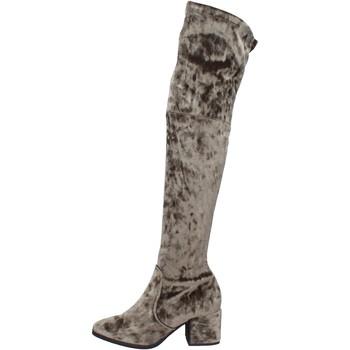 Topánky Ženy Čižmy Accademia stivali velluto Verde