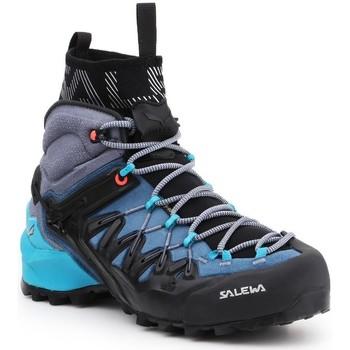 Topánky Ženy Turistická obuv Salewa WS Wildfire Edge MID GTX 61351-8975 navy , grey, black