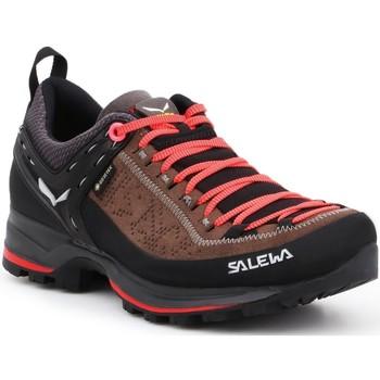 Topánky Ženy Turistická obuv Salewa WS MTN Trainer 2 GTX 61358-0480 black, brown