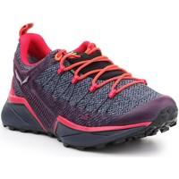 Topánky Ženy Turistická obuv Salewa WS Dropline GTX 61367-3853 purple, pink
