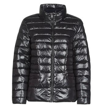 Oblečenie Ženy Vyteplené bundy Only ONLEMMY Čierna