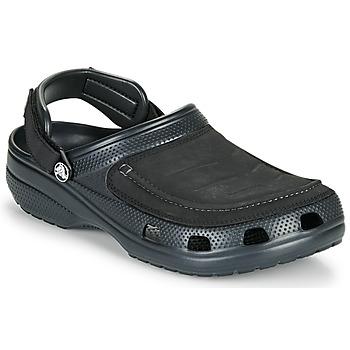 Topánky Muži Nazuvky Crocs YUKON VISTA II CLOG M Čierna