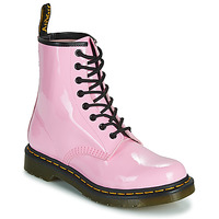 Topánky Ženy Polokozačky Dr Martens 1460 W Ružová