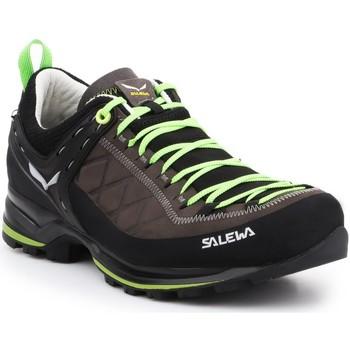 Topánky Muži Turistická obuv Salewa MS MTN Trainer 2 L 61357-0471 brown, black, green