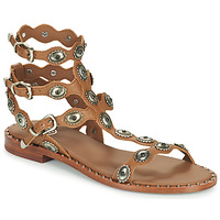 Topánky Ženy Sandále Ash PHOENIX Hnedá