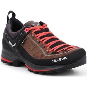 Topánky Ženy Fitness Salewa WS Mtn Trainer 2 Gtx Čierna, Oranžová, Hnedá
