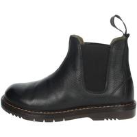 Topánky Deti Polokozačky Grunland PO1178-88 Black
