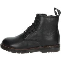 Topánky Deti Polokozačky Grunland PO1177-88 Black