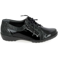 Topánky Muži Derbie Boissy 80069 Noir Čierna
