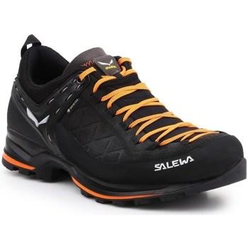 Topánky Muži Turistická obuv Salewa MS Mtn Trainer 2 Gtx Čierna