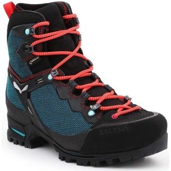 Topánky Ženy Turistická obuv Salewa WS Raven 3 Gtx Čierna, Zelená