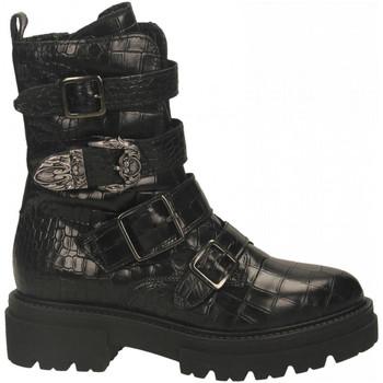 Topánky Ženy Čižmičky Fabbrica Dei Colli UNDER nero
