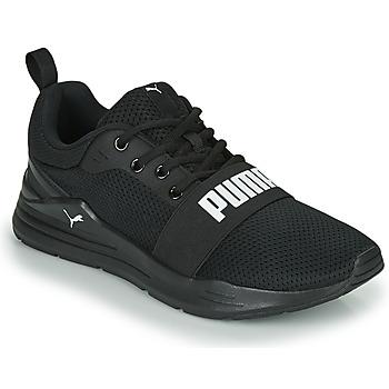 Topánky Muži Nízke tenisky Puma WIRED Čierna