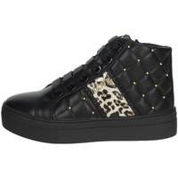 Topánky Dievčatá Členkové tenisky Asso AG-8603 Black