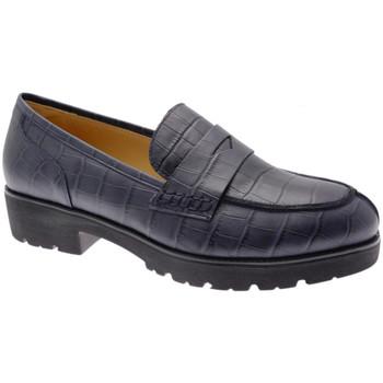 Topánky Ženy Mokasíny Donna Soft DOSODS0945blu blu