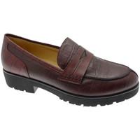 Topánky Ženy Mokasíny Donna Soft DOSODS0945bor blu