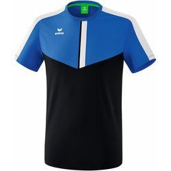 Oblečenie Muži Tričká s krátkym rukávom Erima T-shirt  Squad bleu royal/bleu marine